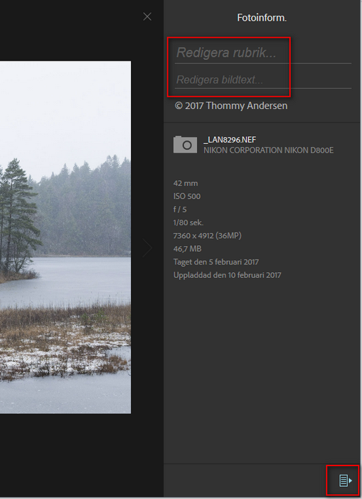 Lightroom mobile del 3 - 16
